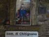 Chitiganano har sine madonnafigurer til minne om eller velsignelse av ett eller annet, i dette tilfelle en av byens vannposter.